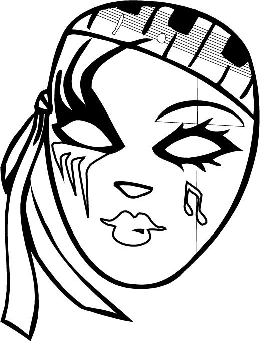 face mask coloring pages mardi gras mask colorign pages mardi gras mask coloring mask coloring face pages