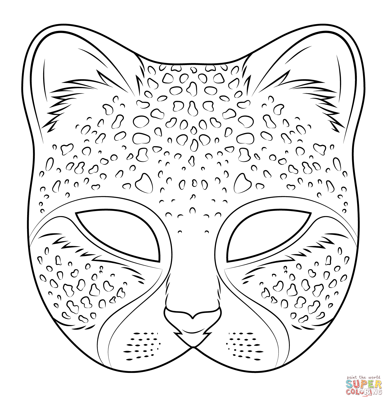 face mask coloring pages unicorn face masks with free printable templates simple face mask pages coloring