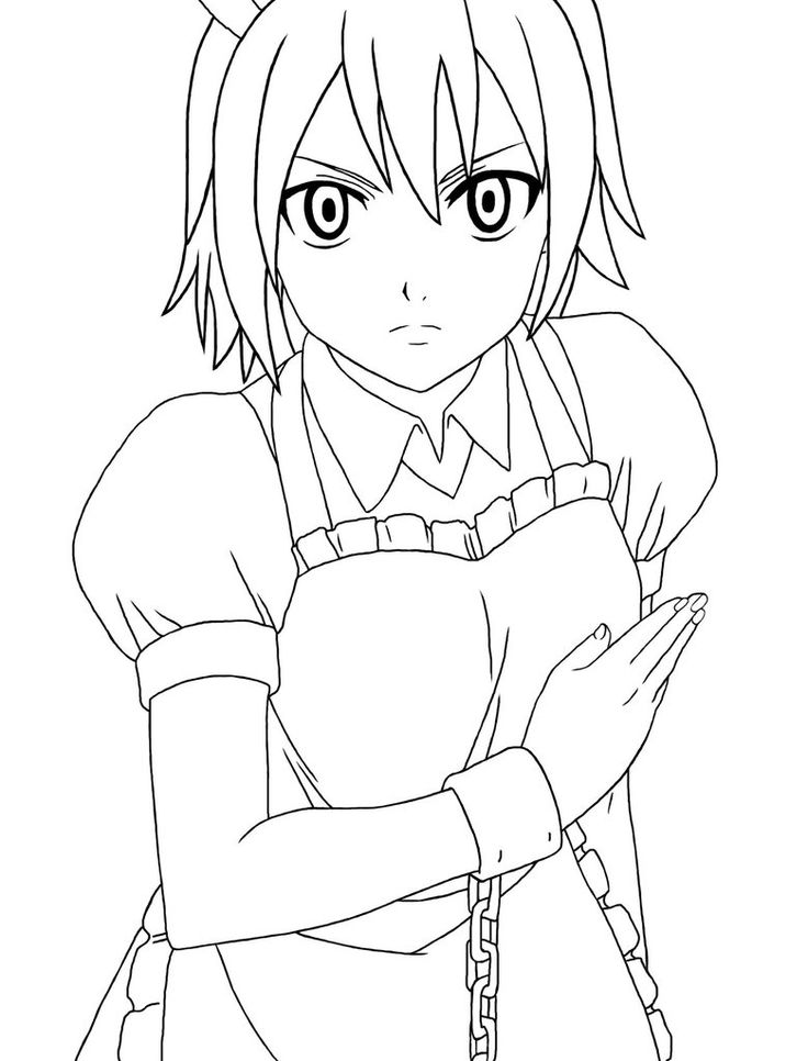 fairy tale anime coloring pages fairy tail chapter 223 lineart lucy by natsu9555 on tale coloring pages anime fairy