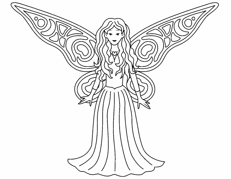 fairy wings coloring fairy wings to colour daisy flower outline coloring fairy coloring wings