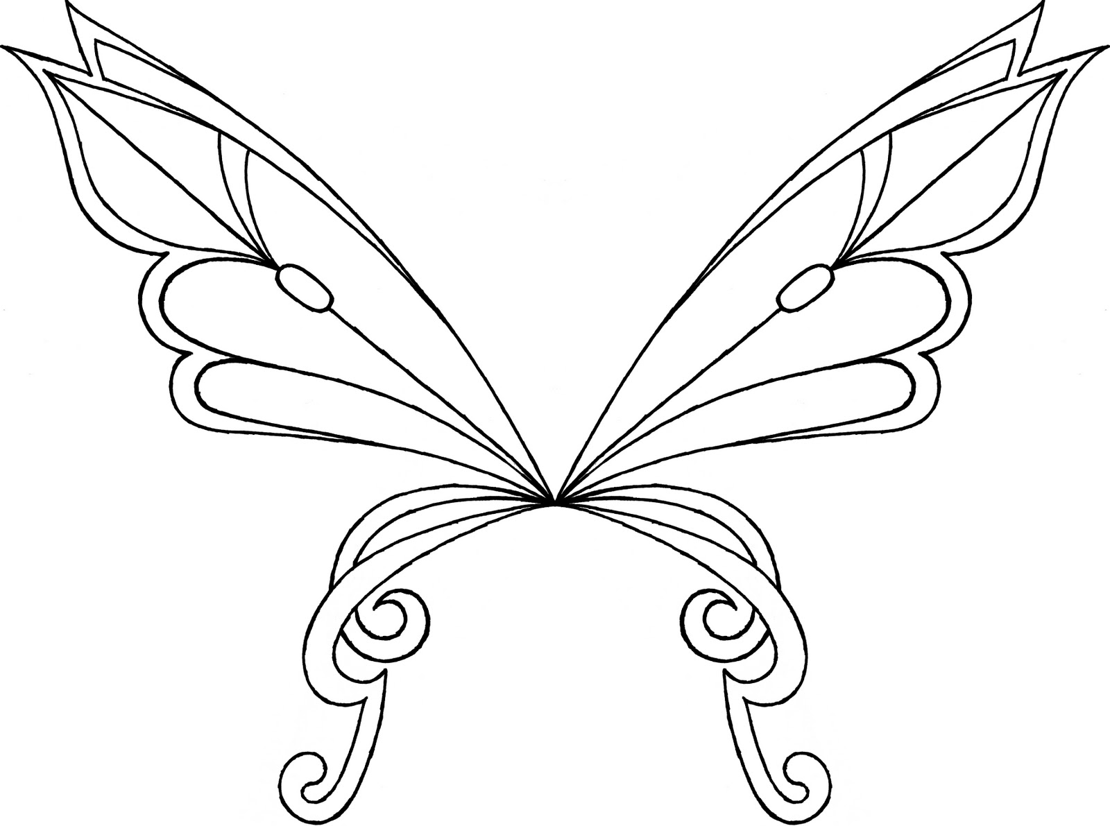 fairy wings coloring items similar to printable color page fairy wings 9 wings coloring fairy