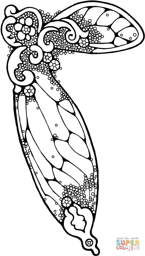 fairy wings coloring wings temporary tattoos 691 fairy wings drawing wings coloring wings fairy