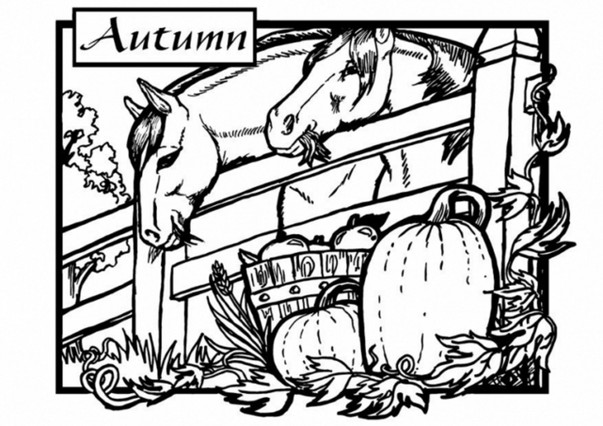 fall color sheet fall coloring pages printable activity shelter sheet fall color