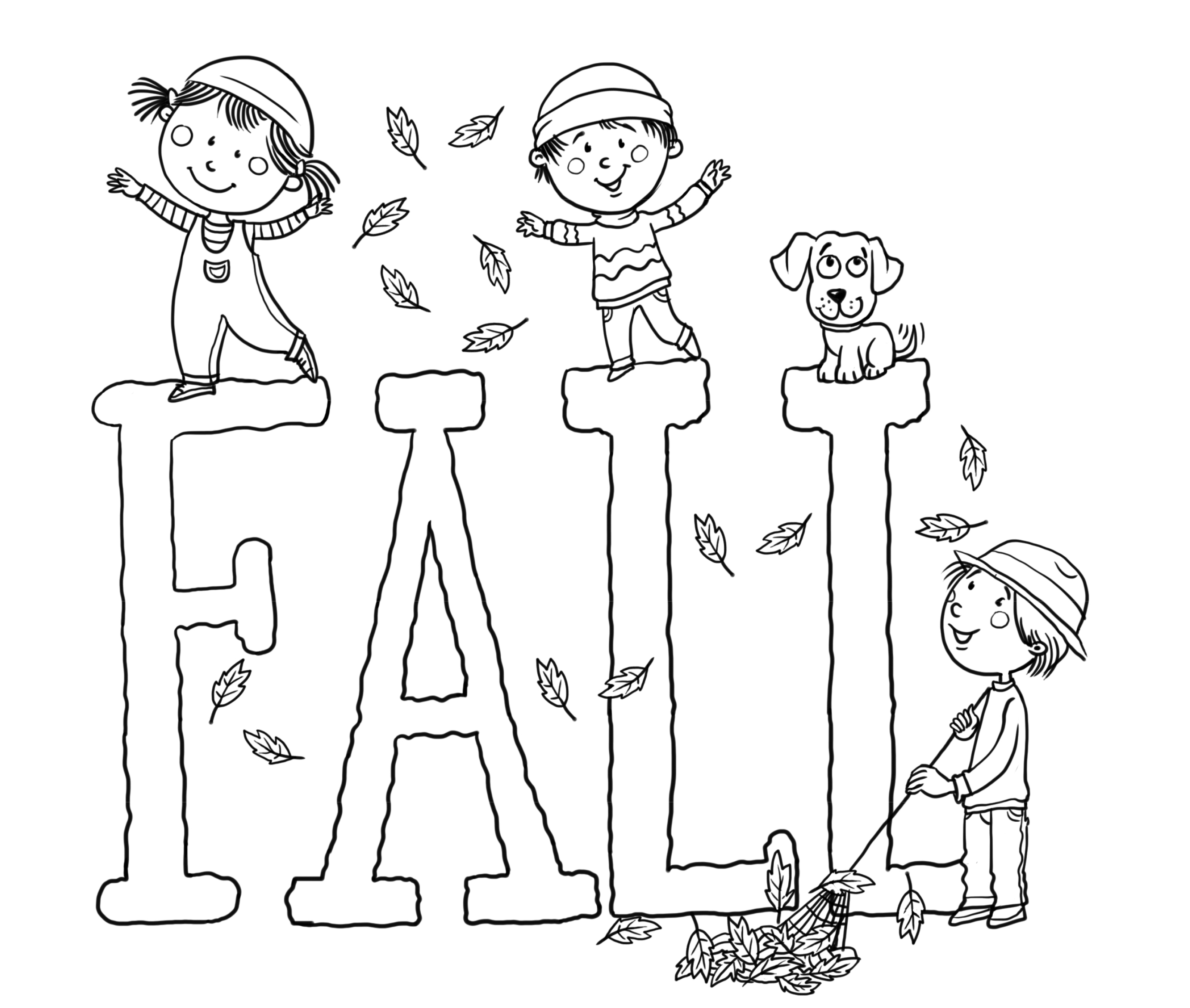 fall color sheet fall coloring pages to download and print for free color fall sheet
