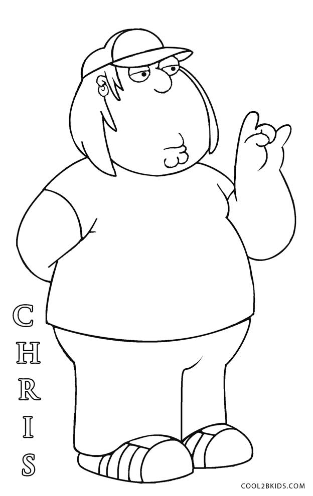 family guy coloring brian griffin coloring pages at getcoloringscom free coloring guy family