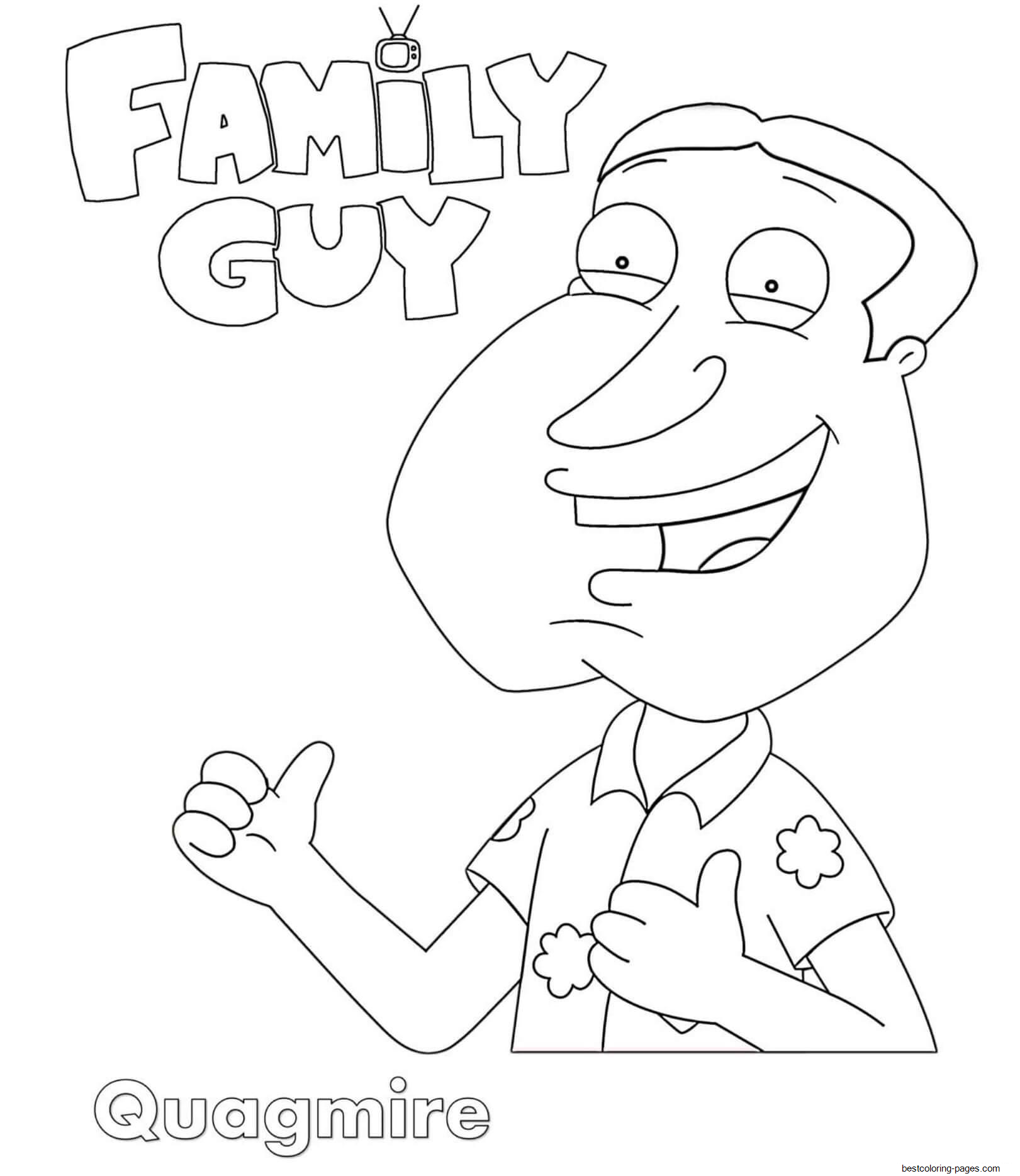 family guy coloring family guy coloring pages guy coloring family