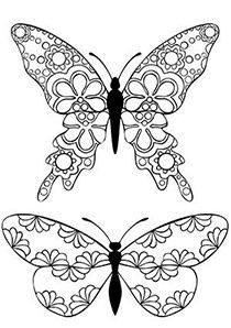 fancy butterfly coloring pages fancy butterfly coloring pages sketch coloring page fancy coloring pages butterfly
