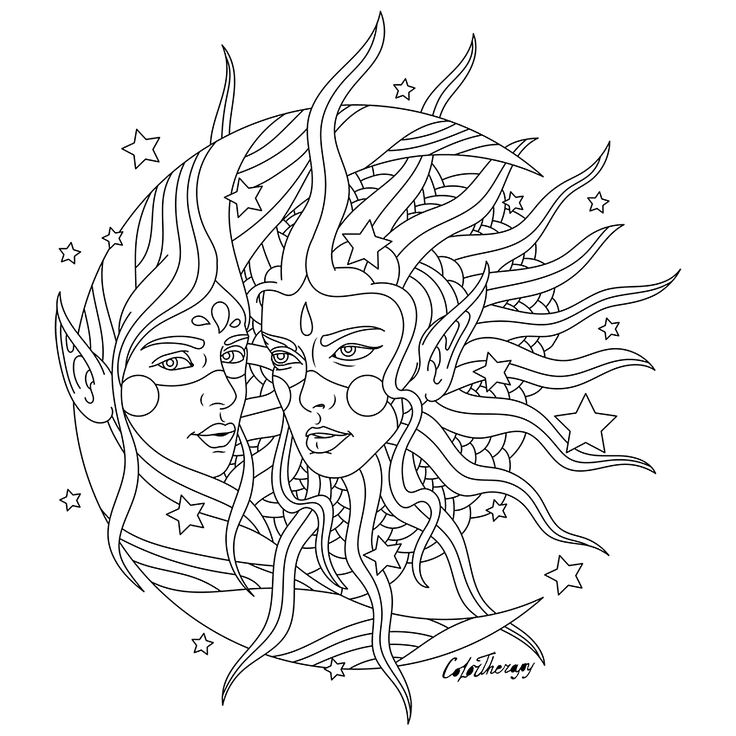 fantasy coloring pages the fantastic four coloring pages fantasy coloring pages