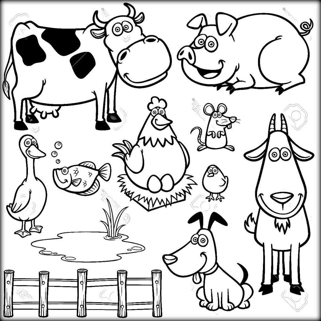 farm coloring book cute and fun farm coloring pages for kids ayelet keshet farm book coloring