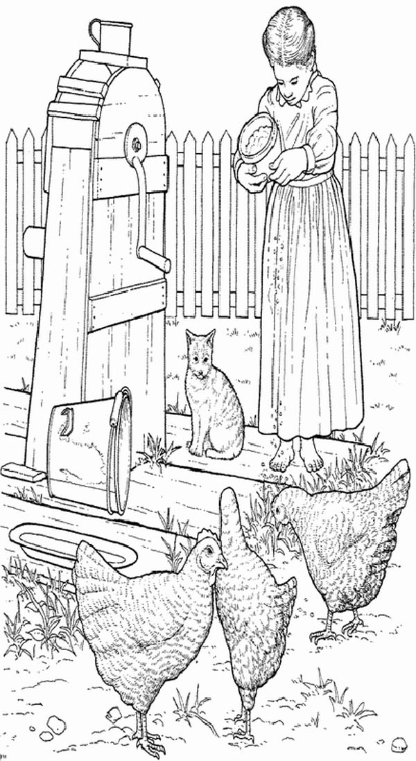 farm life coloring pages 218 best images about coloring animals on pinterest life farm pages coloring