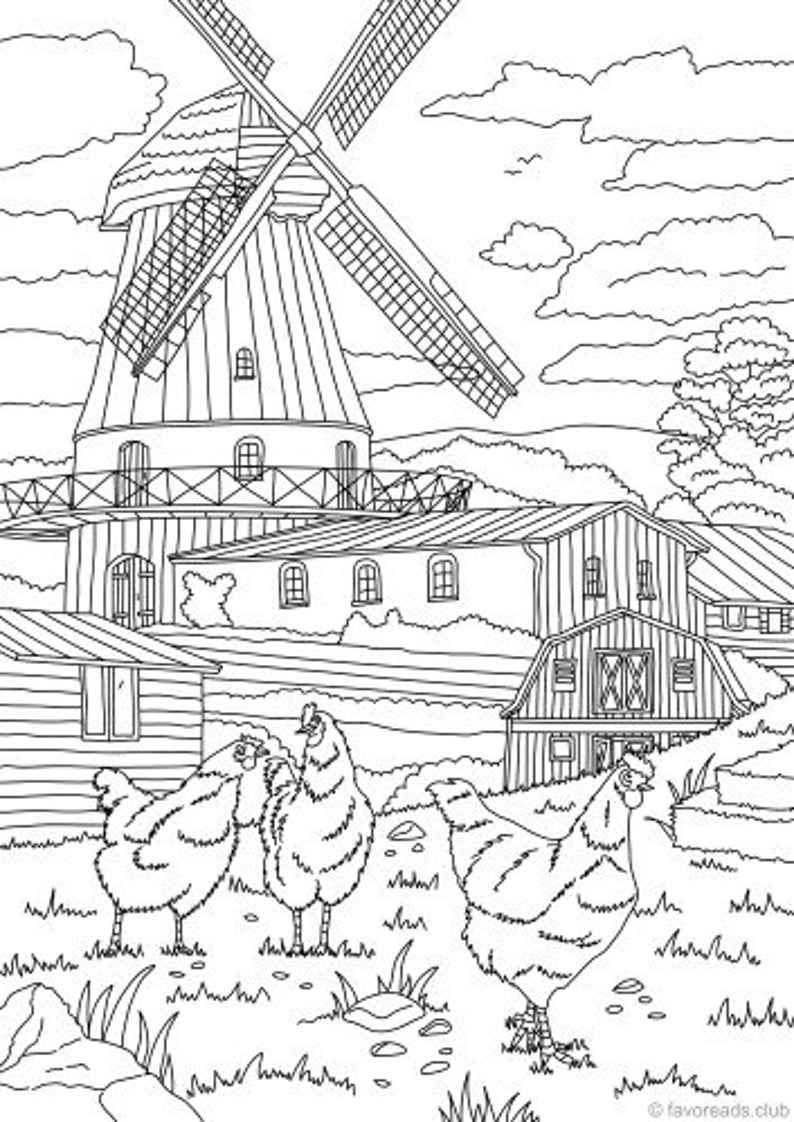 farm life coloring pages big red barn coloring sheet and creative country sayings pages coloring farm life