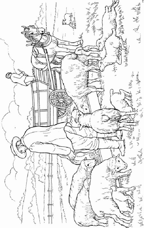 farm life coloring pages farm coloring pages to download and print for free life farm coloring pages