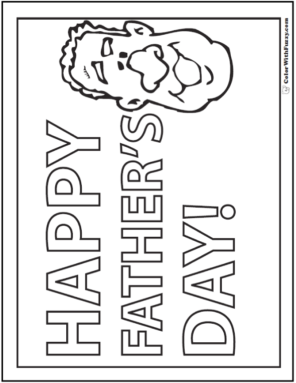 fathers day coloring sheets father39s day coloring pages for childrens printable for free fathers sheets day coloring