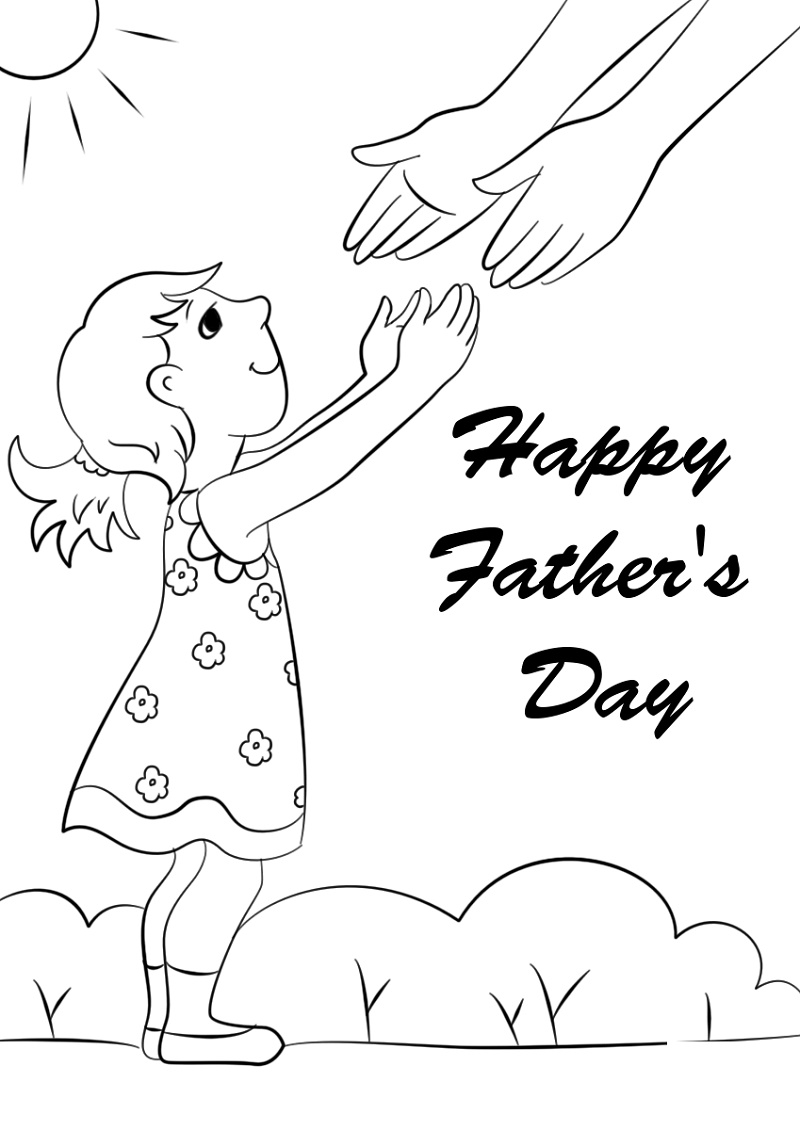 fathers day coloring sheets fathers day coloring pages fathers coloring sheets day