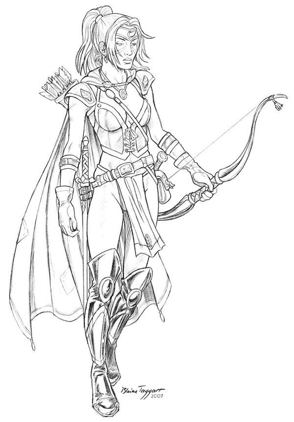 female dd coloring pages 17 best images about elves on pinterest beautiful sacks female pages coloring dd