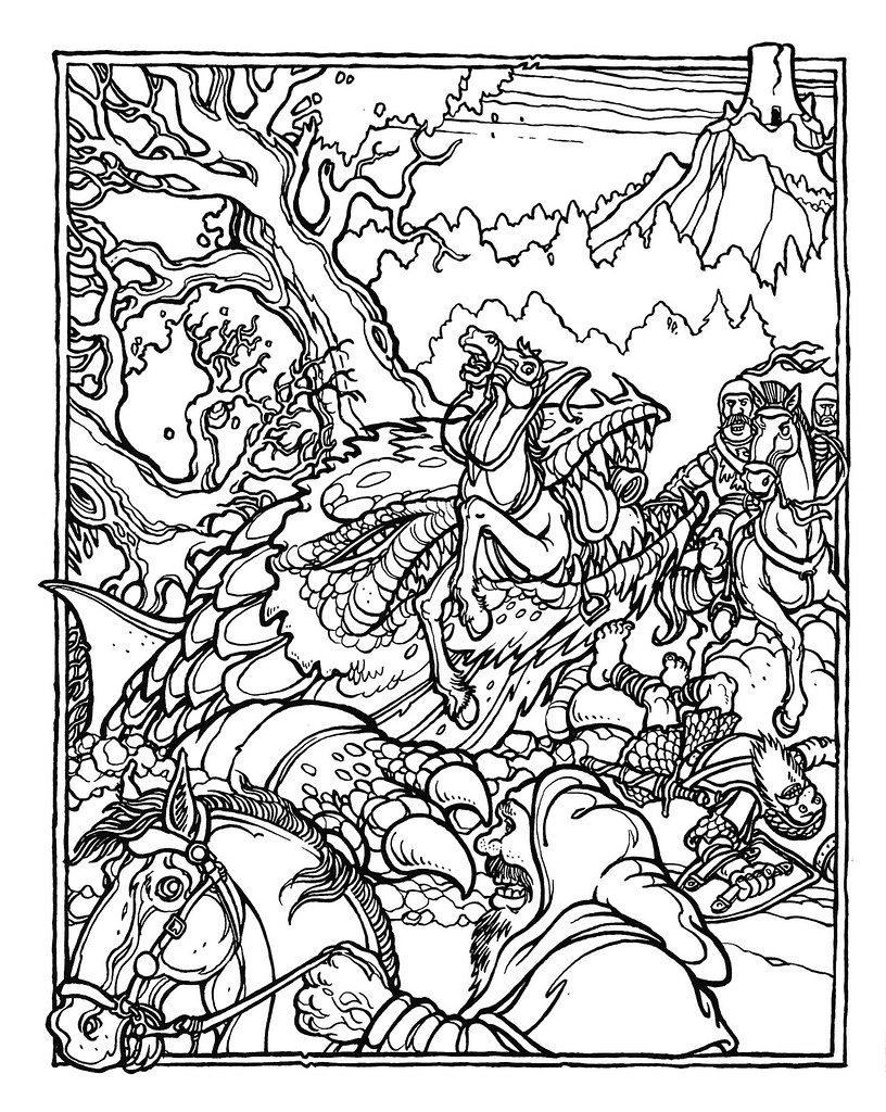 female dd coloring pages dnd ogre coloring page free printable coloring pages pages female coloring dd