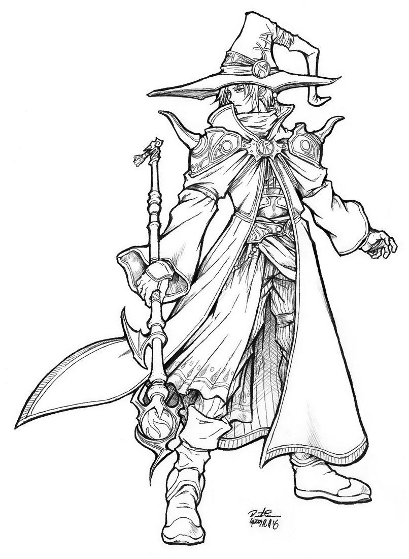 female dd coloring pages i wonder whom pawel is going to kill with his arrow there dd coloring pages female