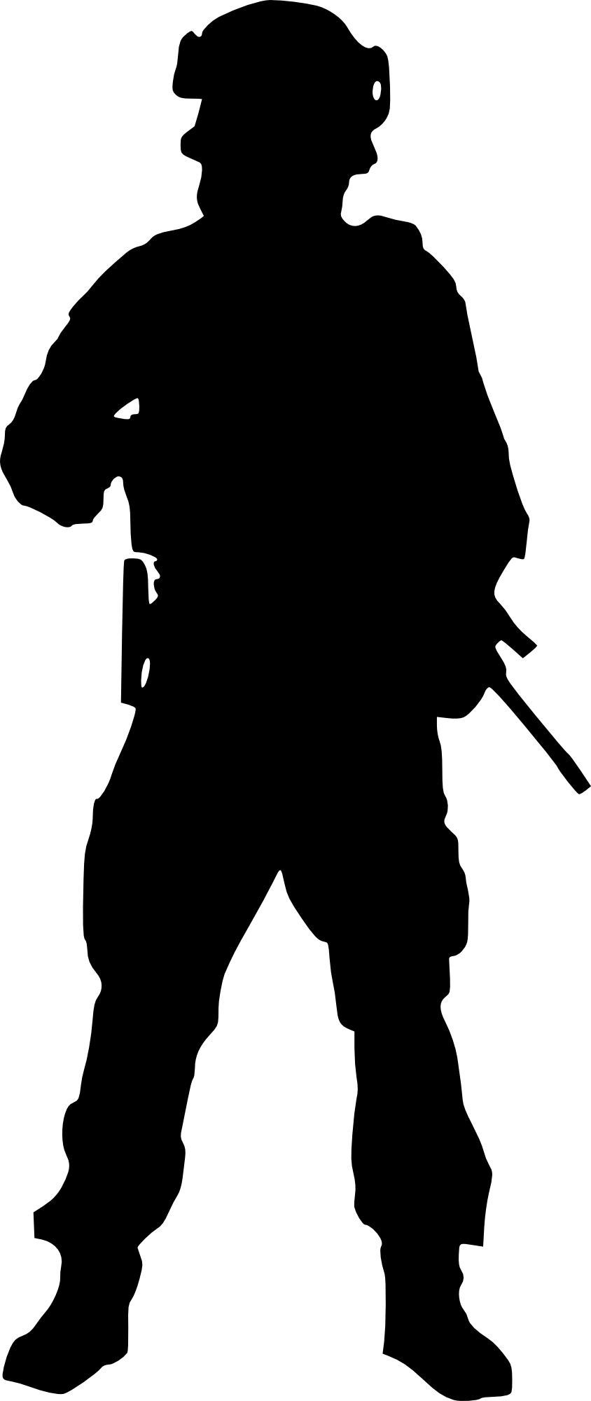 female soldier silhouette female soldier silhouette at getdrawings free download soldier silhouette female