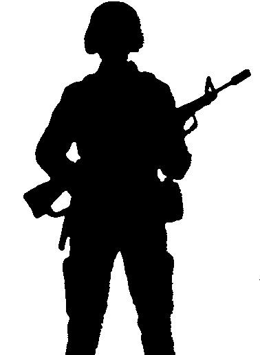 female soldier silhouette silhouette soldier public domain sillhouette png download soldier female silhouette