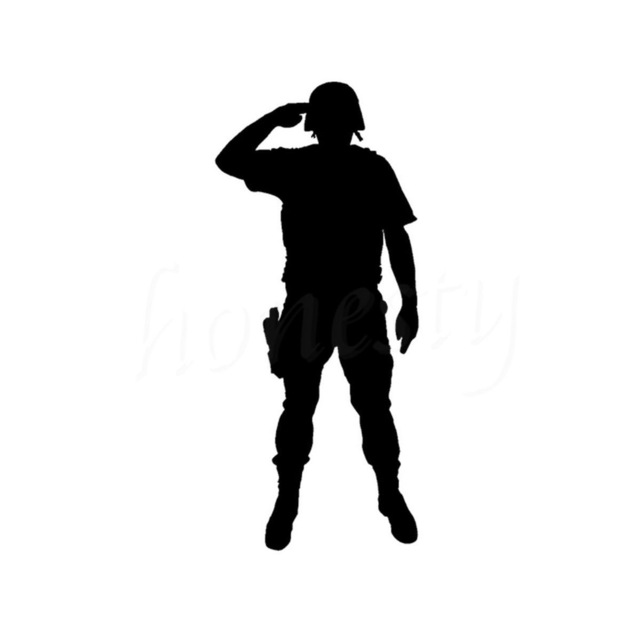 female soldier silhouette soldier silhouette saluting at getdrawings free download soldier female silhouette
