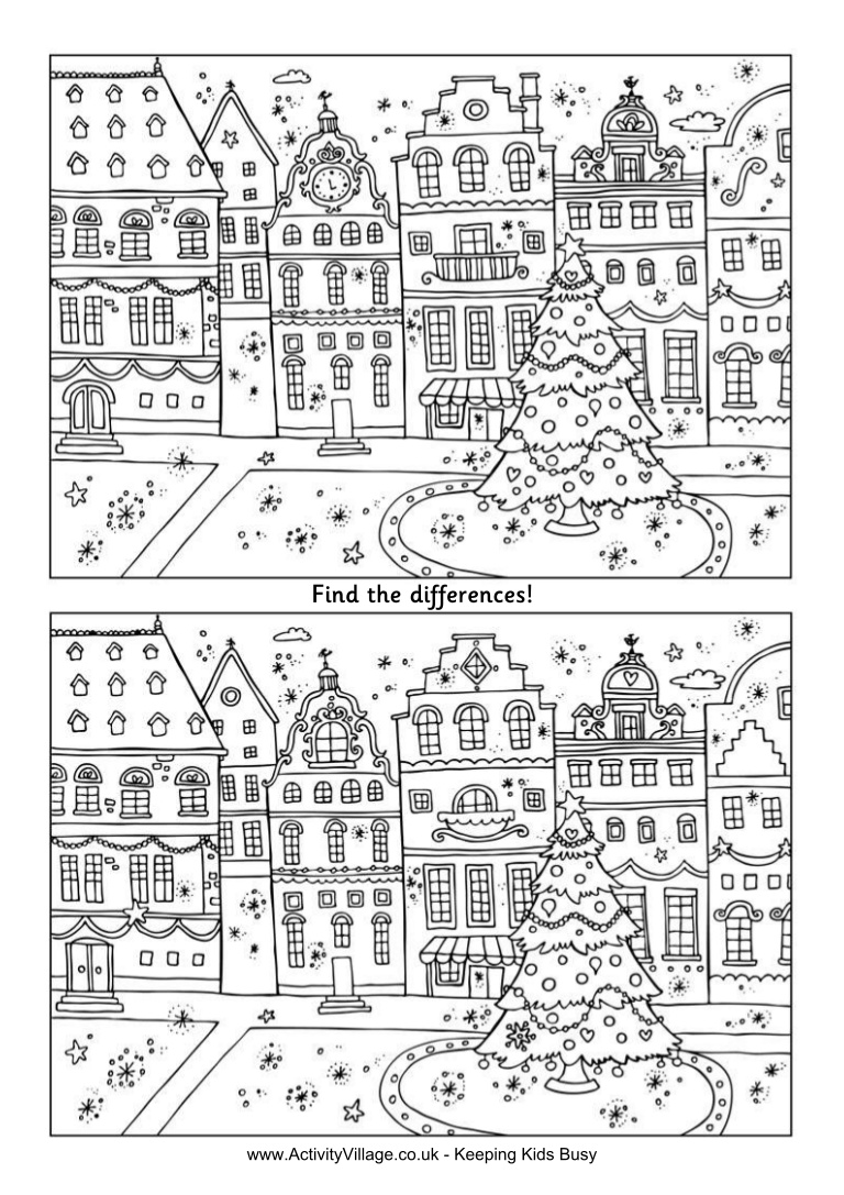 find the difference puzzles printable 500 best printable find the differences images hidden difference find printable the puzzles