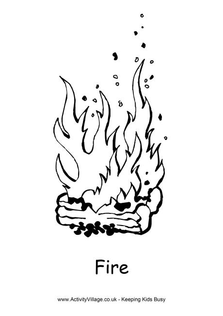 fire coloring pages fire colouring page fire coloring pages