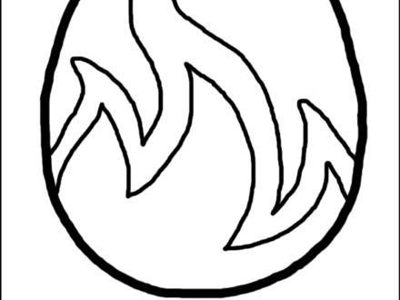 fire coloring pages flame line drawing at getdrawings free download pages fire coloring