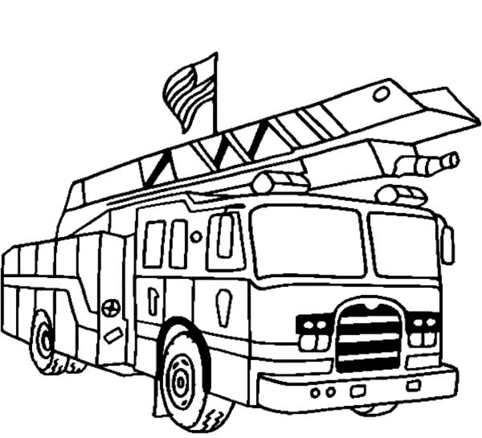 fire truck coloring sheets print download educational fire truck coloring pages sheets truck fire coloring