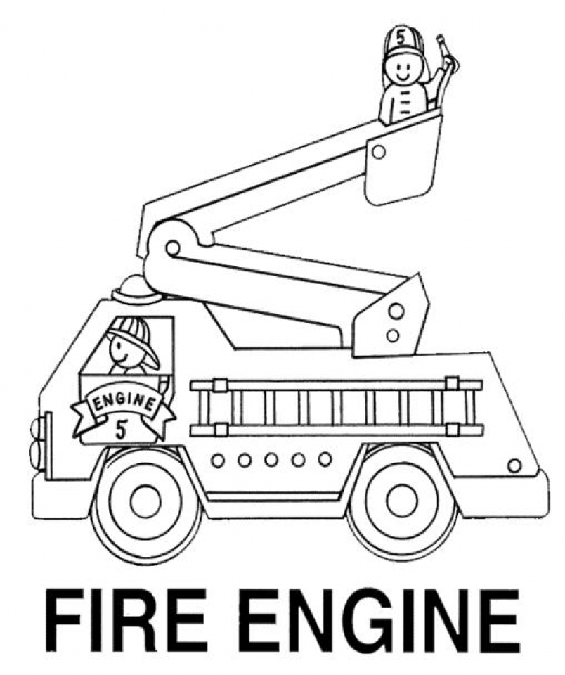 fire truck coloring sheets print download educational fire truck coloring pages truck fire sheets coloring