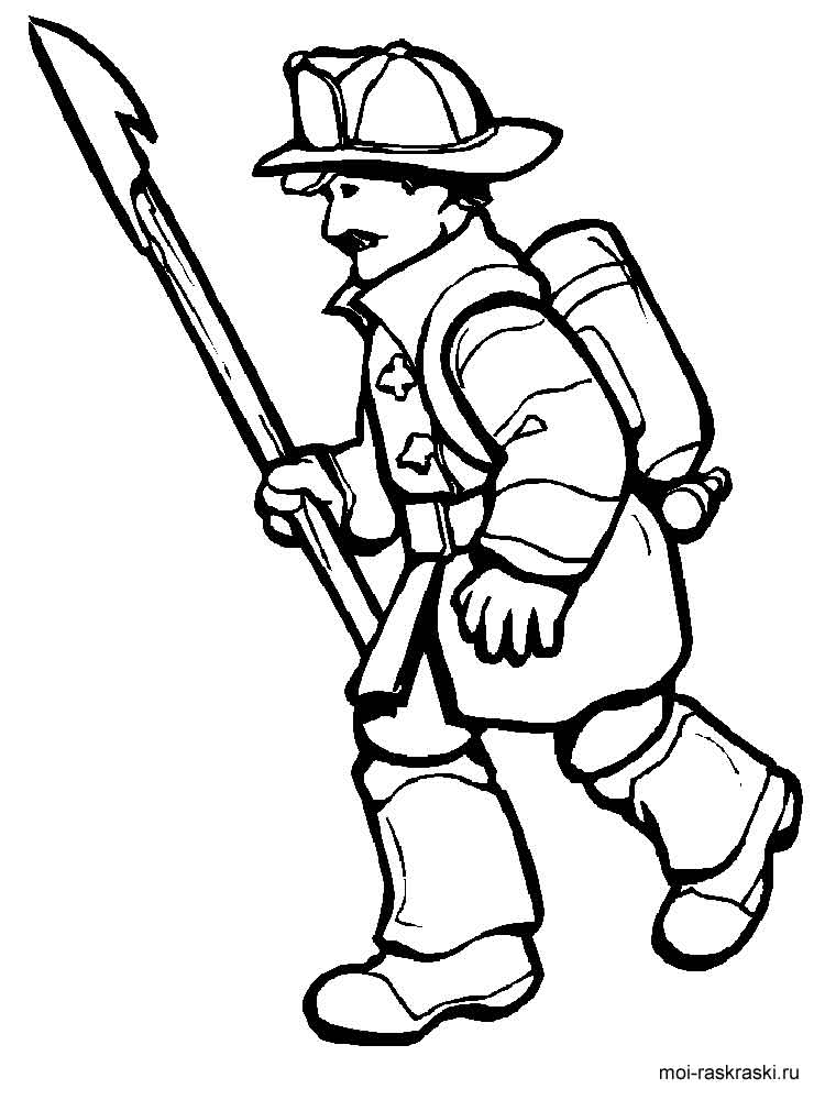 fireman coloring pages fireman sam coloring pages to download and print for free pages fireman coloring
