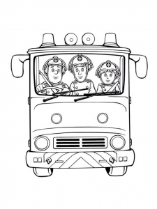 fireman sam pictures to print free fireman sam save a cat coloring page free printable pictures fireman print free sam to
