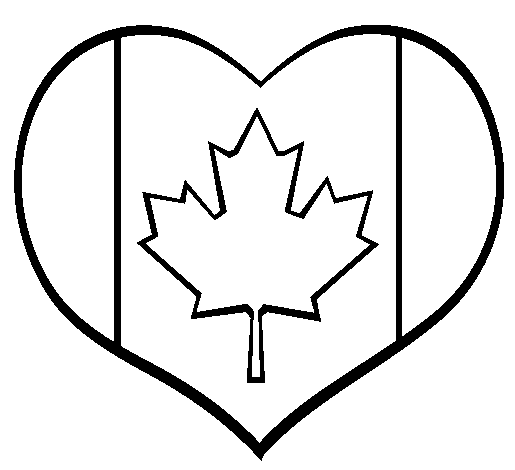 flag heart coloring page 4th of july patriotic heart coloring pages hellokidscom coloring page flag heart