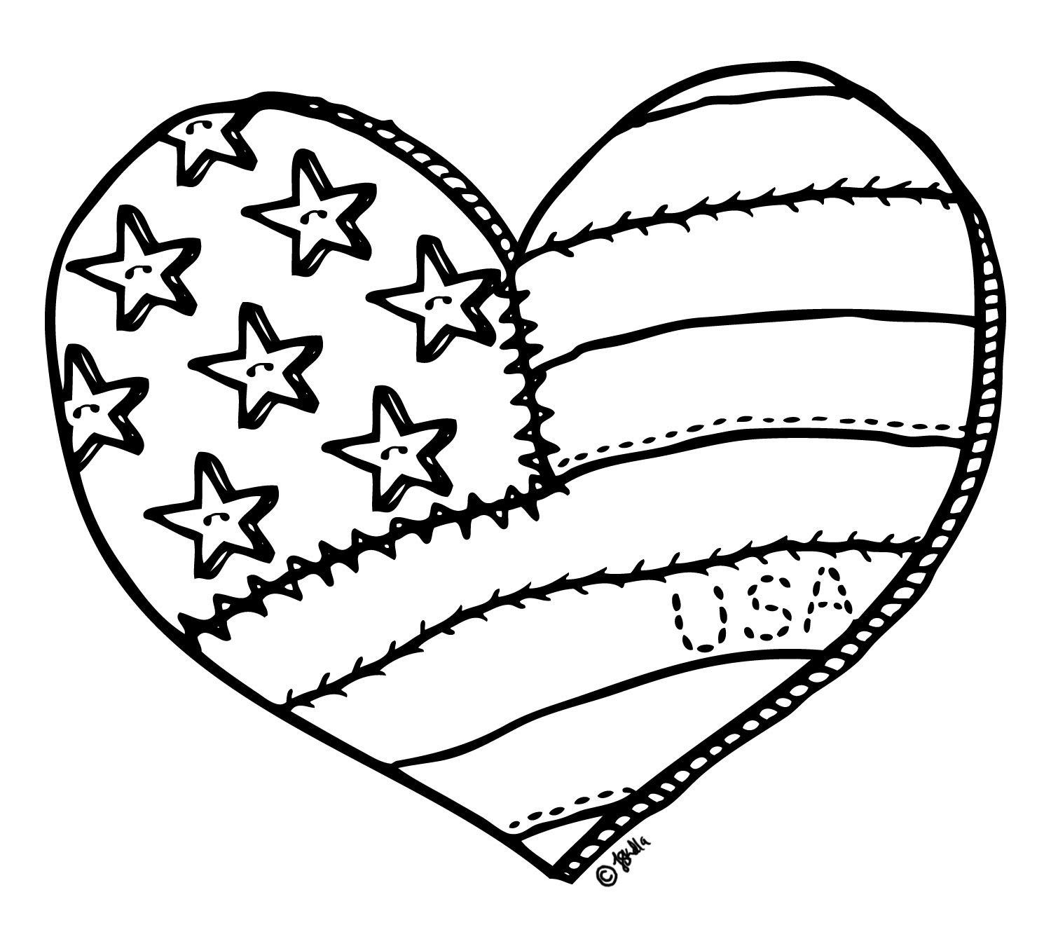 flag heart coloring page heart shaped flag page coloring pages coloring heart flag page