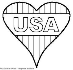 flag heart coloring page usa flag in a heart shape coloring page free printable coloring page flag heart