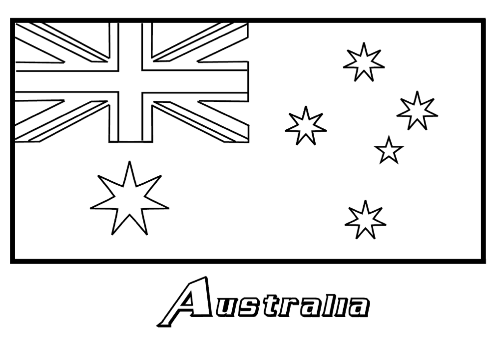 flags of the world printable coloring pages australia coloring page flag coloring pages world coloring printable the flags pages of