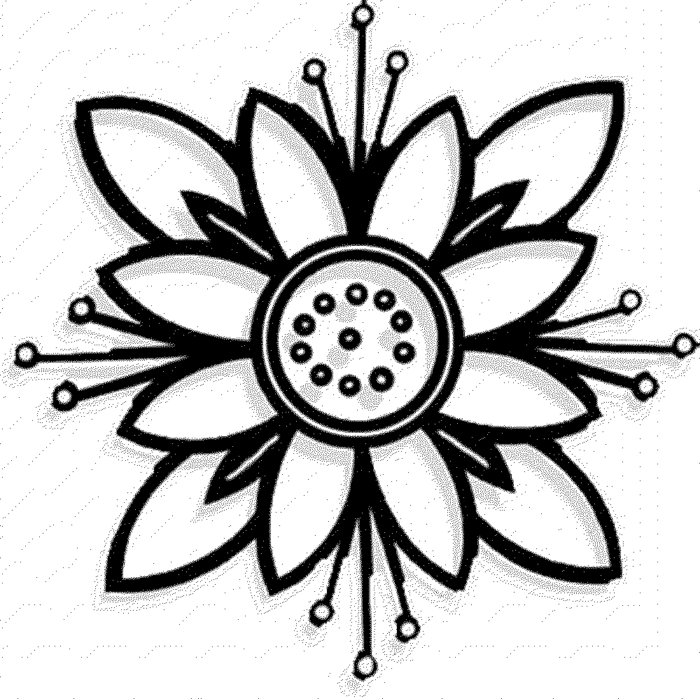 floral coloring pages free printable flowers pdf coloring pages 10 floral pages coloring