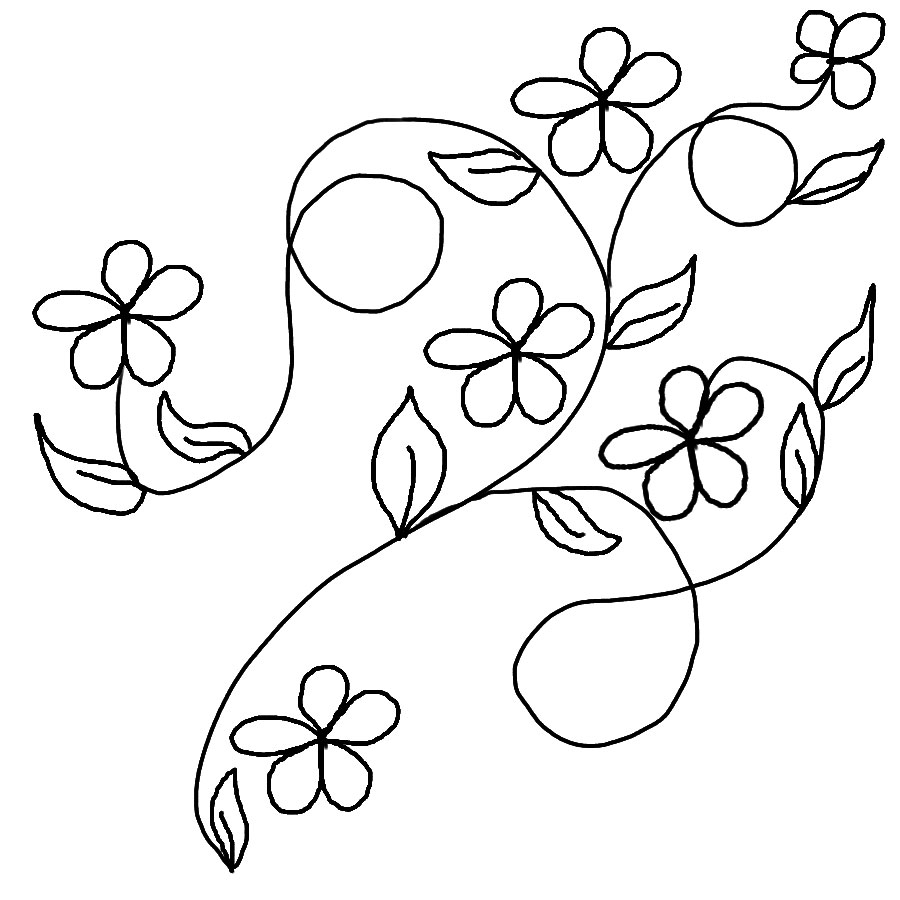 floral coloring pages spring flower coloring pages ideas for kids stpetefestorg floral coloring pages