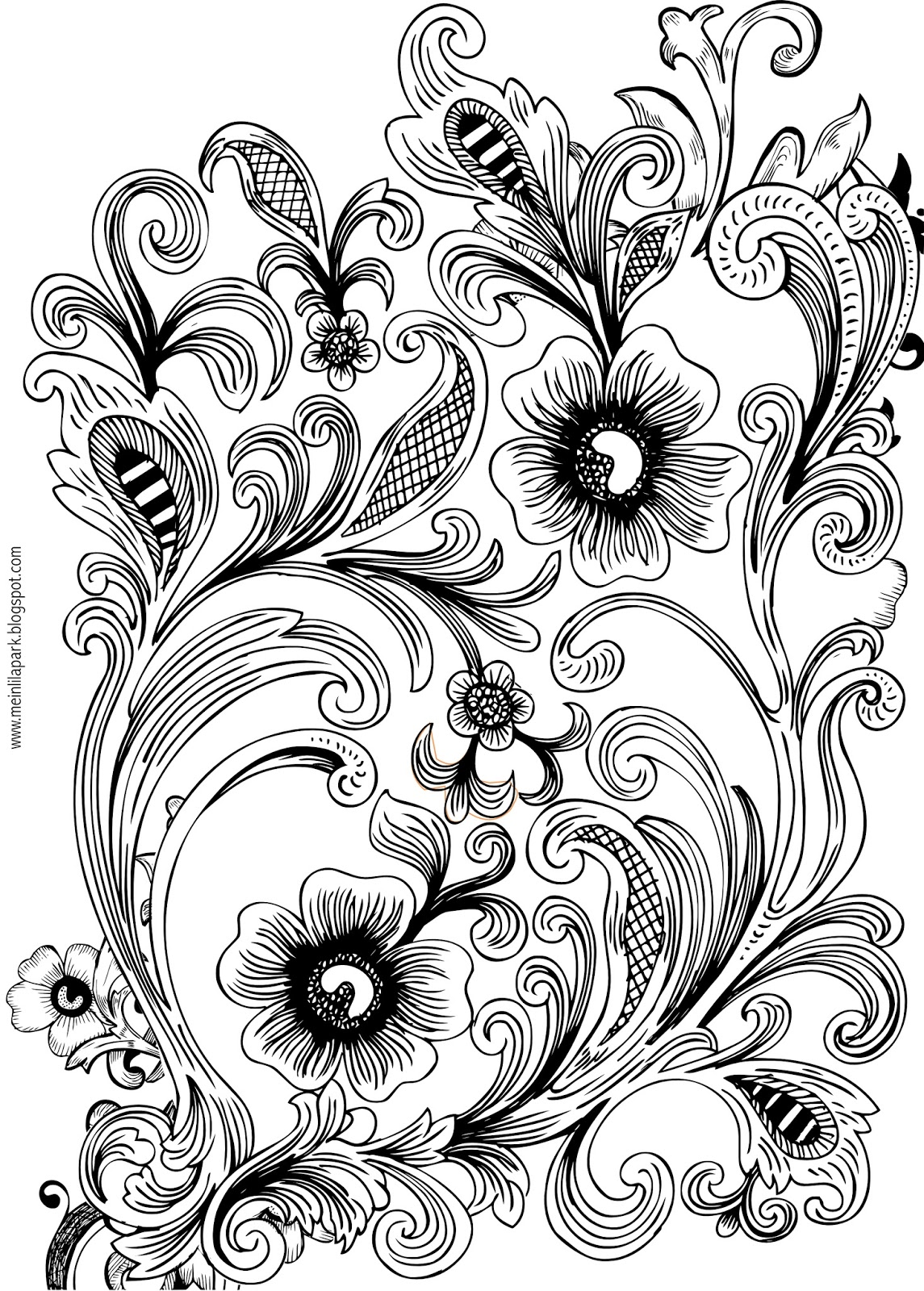 flower doodle coloring pages pin by tima on bojanke flower coloring pages rose flower doodle coloring pages