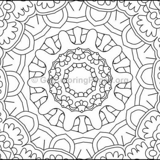 flower mosaic coloring pages flower mosaic coloring pages coloring pages flower mosaic