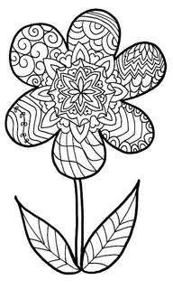 flower mosaic coloring pages flower mosaic coloring pages mosaic coloring pages pages flower coloring mosaic