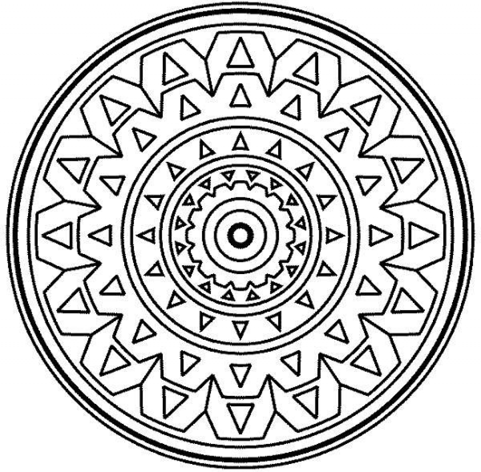 flower mosaic coloring pages kids coloring flower mosaic colouring pages flower 005 mosaic pages flower coloring