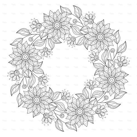flower mosaic coloring pages mosaic pattern coloring page download print online mosaic flower coloring pages