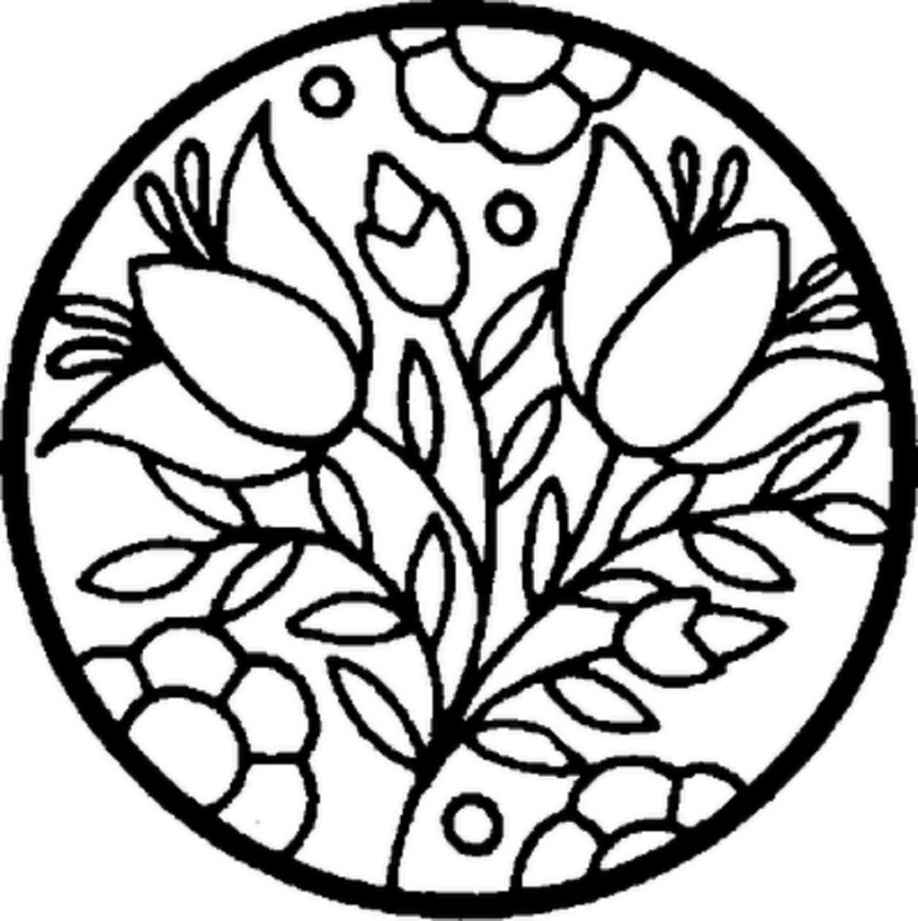 flower mosaic coloring pages pin by kim mcdowell on glass mosaic coloring pages free coloring pages flower mosaic