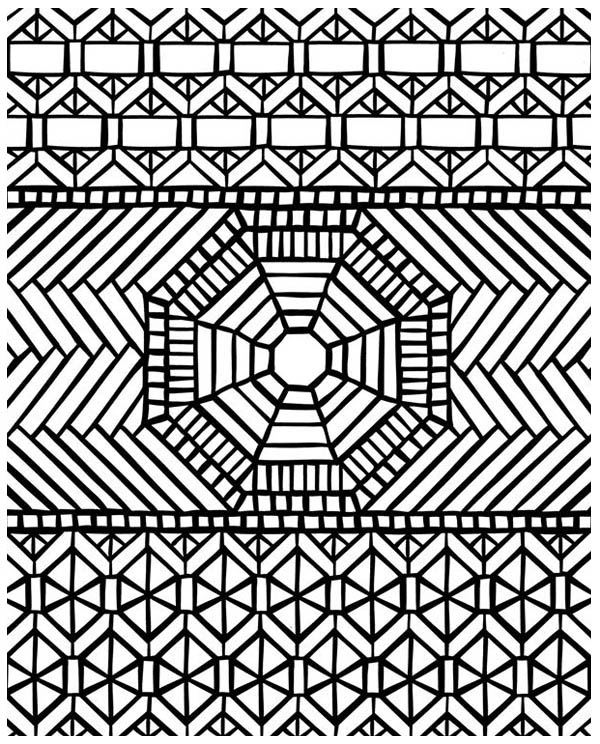 flower mosaic coloring pages traditional islamic mosaic coloring page supercoloring coloring pages mosaic flower