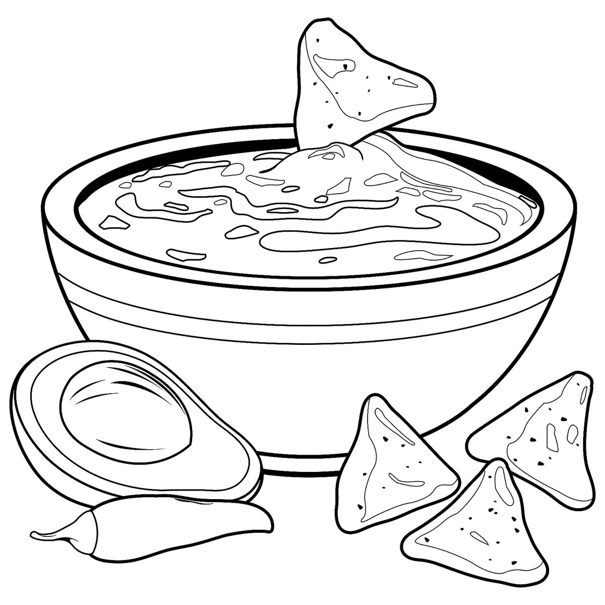 food coloring book free easy to print food coloring pages tulamama coloring book food
