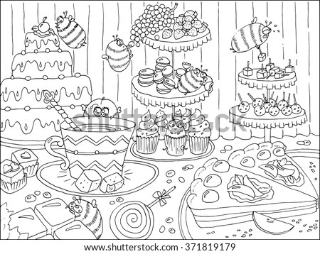 food themed coloring pages 157 best images about food theme on pinterest coloring food pages themed coloring