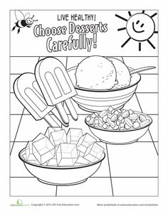 food themed coloring pages coloriages de fruits et légumes food mandalas coloring coloring themed food pages