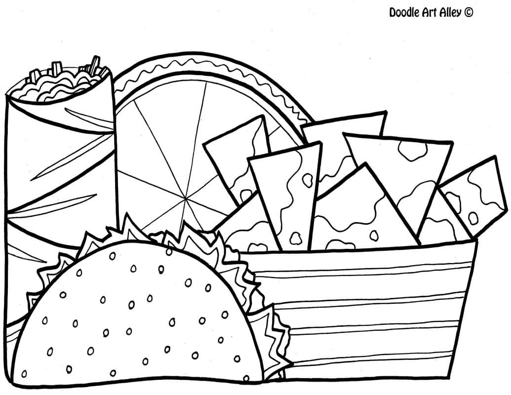 food themed coloring pages delicious food coloring pages for children food coloring pages food coloring themed
