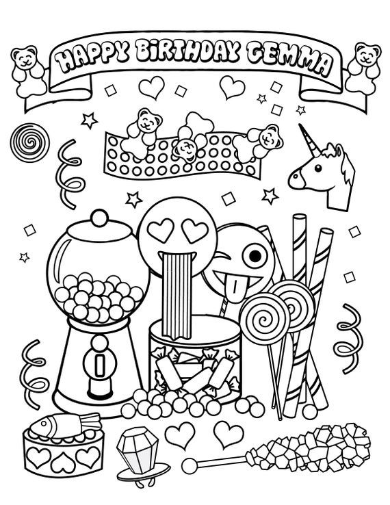 food themed coloring pages everything tangled rapunzel eugene themed party ideas food pages themed coloring
