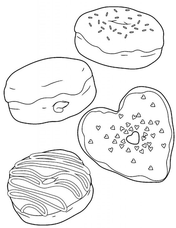food themed coloring pages valentine coloring page ideas themed pages coloring food